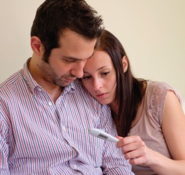 infertility stress